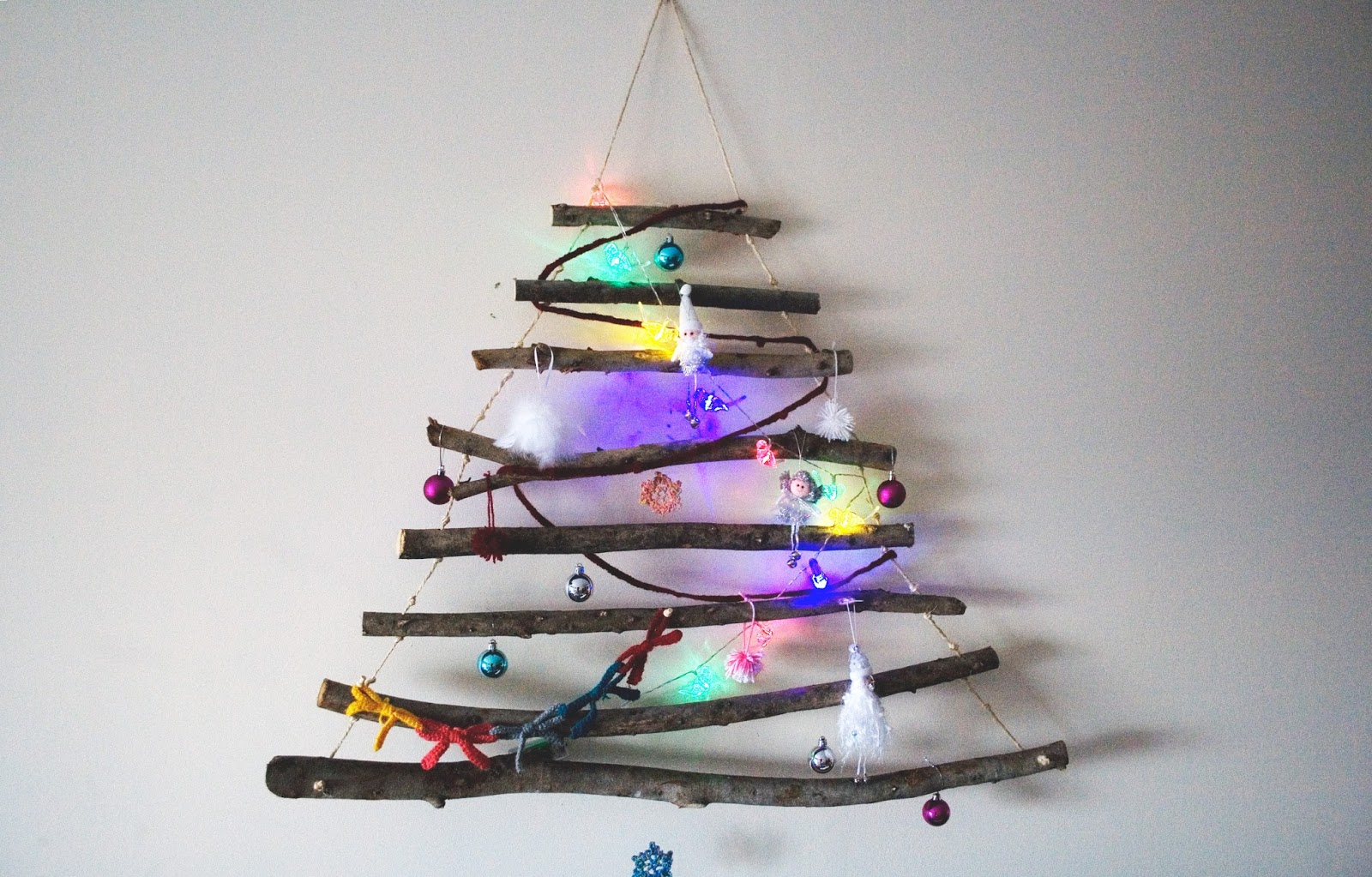diy fáciles, diy árbol de navidad, fácil árbol de navidad, haz tú mismo el árbol de navidad