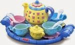 Hoe Tee Set aan hun bandnaam komt - fisher-price-musical-tea-set