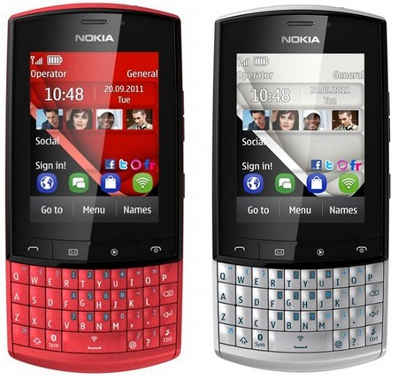 Spesifikasi Nokia Asha 303 | Harga Nokia Asha 303