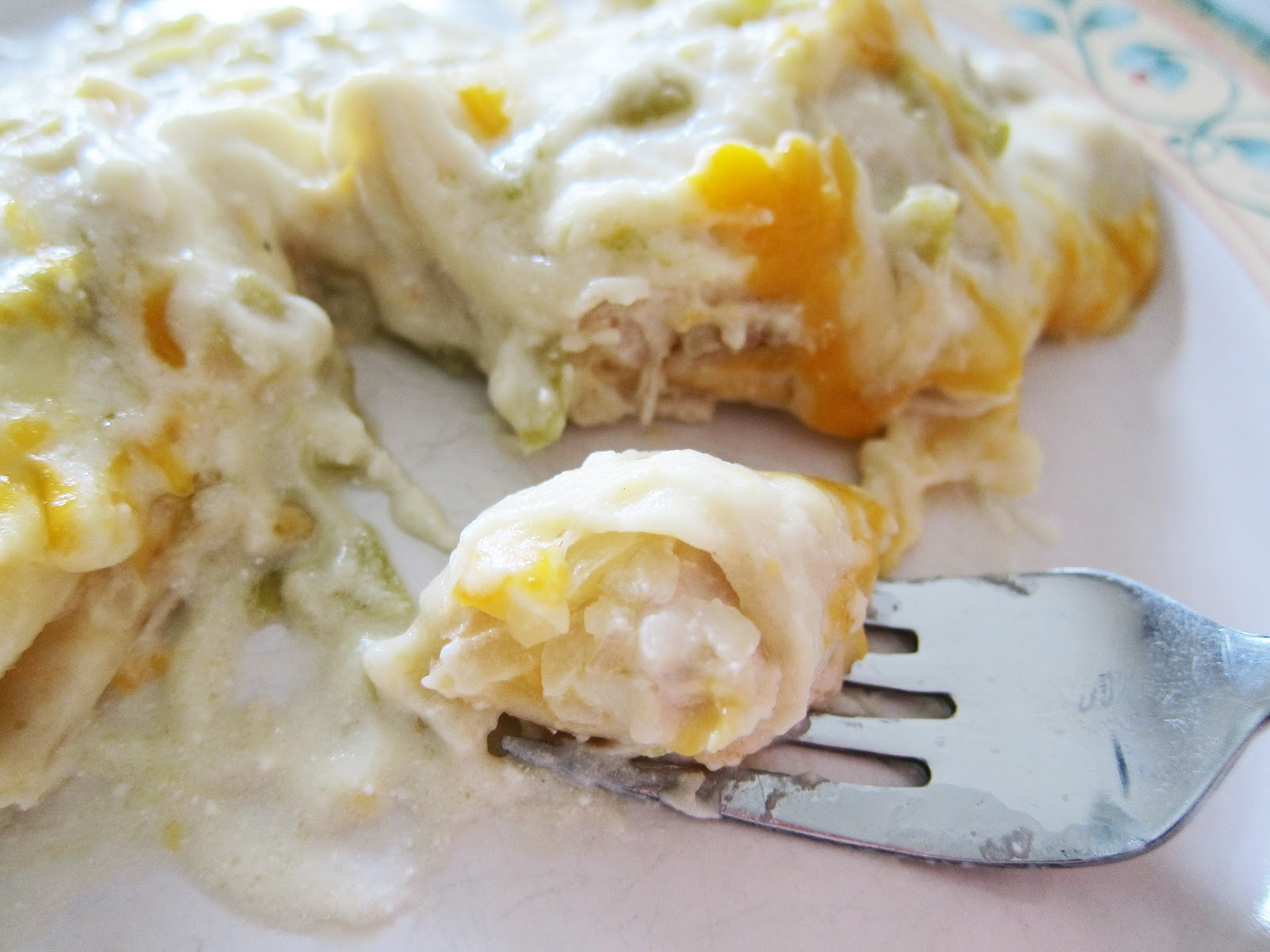 ... enchiladas because when i google images of enchiladas most of them