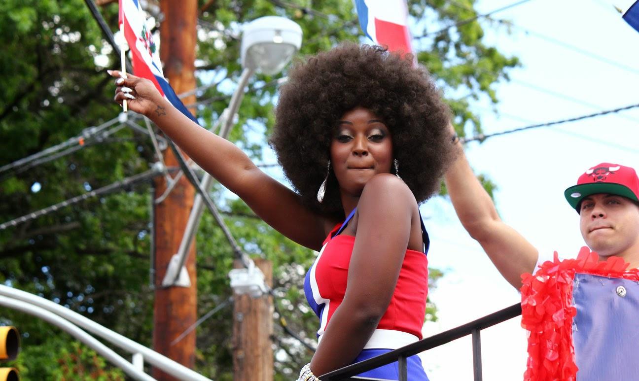 las mujeres  dominicanas mas hermosas y sexys - amara la negra