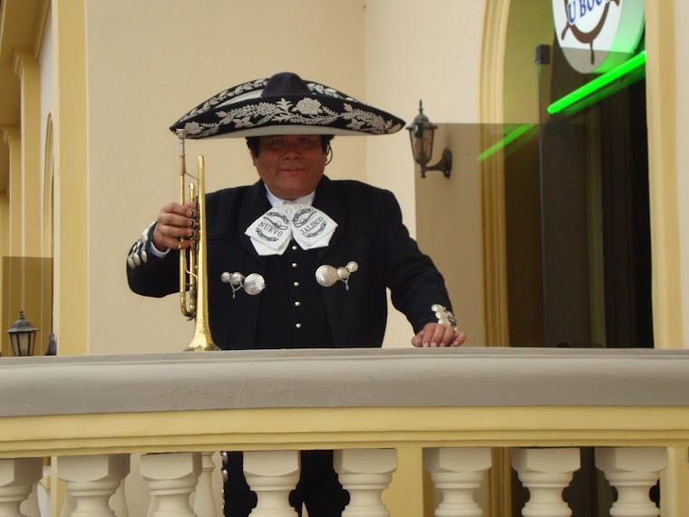 César Rivera - 1ra. Trompeta - Director Mariachi Nuevo Jalisco