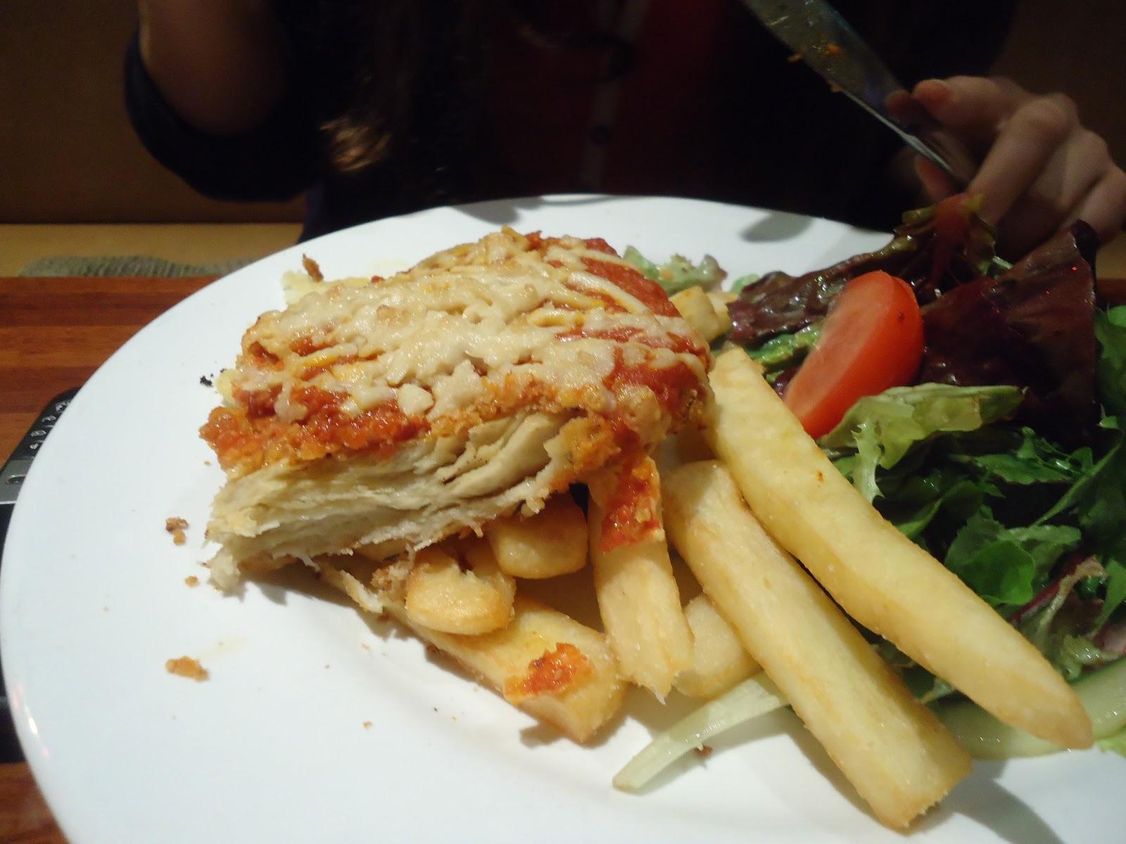 Vegan food for the hungry student vegan pub food for Bar food vegetarian