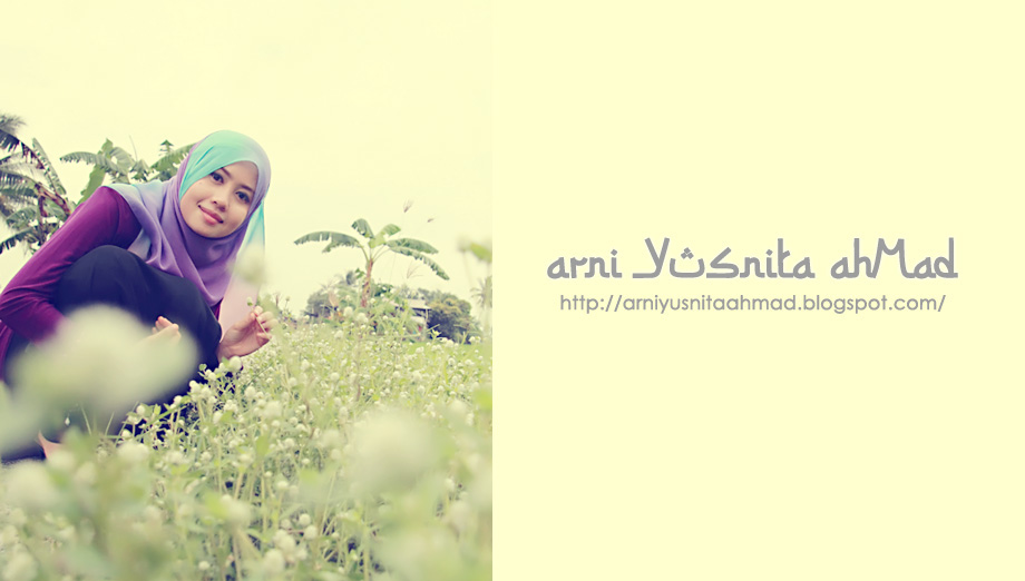Arni Yusnita Ahmad