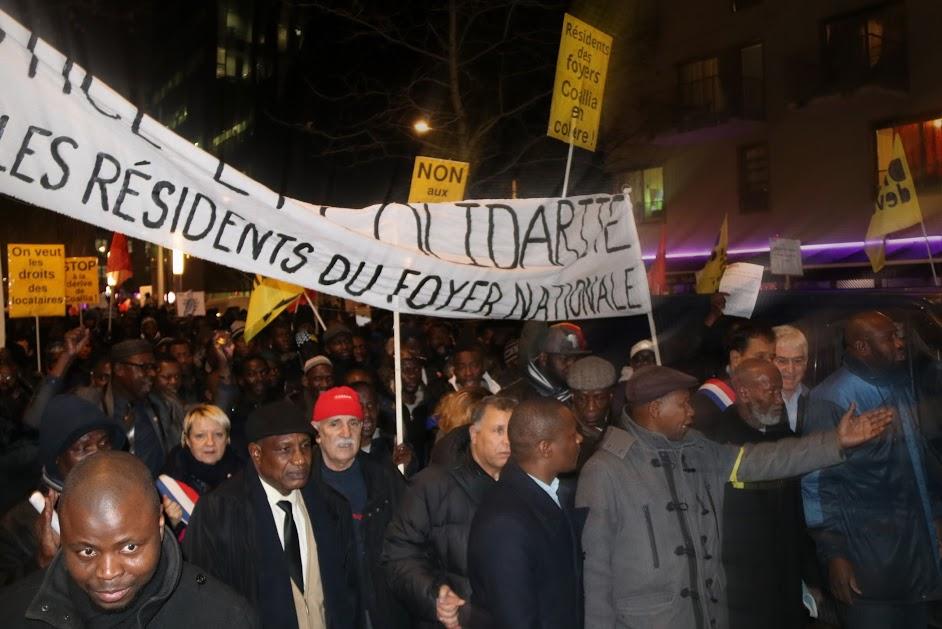 Pétition : justice et solidarité pour les habitants du foyer de Boulogne-Billancourt