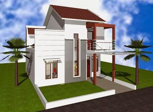 Desain Rumah Kecil Minimalis  Update Desain Rumah