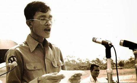 """Ông Hun Sen có tên Việt Nam là """"Mai Phúc. Ảnh: Tư Liệu"""