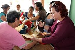 Ofrece DIF Xalapa, orientación y talleres para preparar alimentos nutritivos