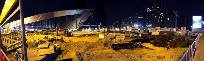Rotterdam Centraal Station 2012