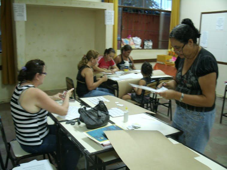 oficina de língua portuguesa