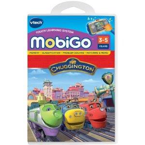 Pre-kindergarten toys - Vtech - MobiGo Software - Chuggington