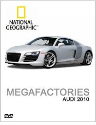 Siêu Xe Audi R8 - Megafactories Audi R8