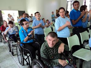 SEMANA NACIONAL DA PESSOA COM DEFICIÊNCIA INTELECTUAL E MÚLTIPLA 2012