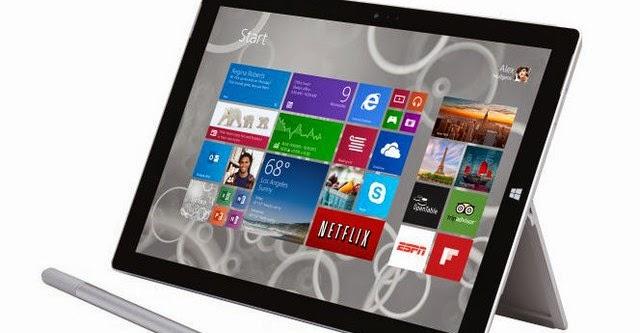 Surface Pro 3 chính thức ra thị trường