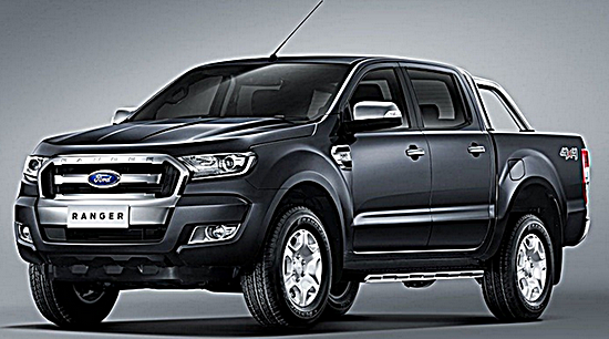 2018 ford ranger concept fords redesign. Black Bedroom Furniture Sets. Home Design Ideas