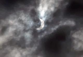 Strange Disease Hits Benue After Partial Solar Eclipse