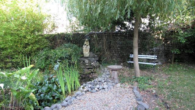 Matin lumineux jardin dernier pisode for Jardin expose nord