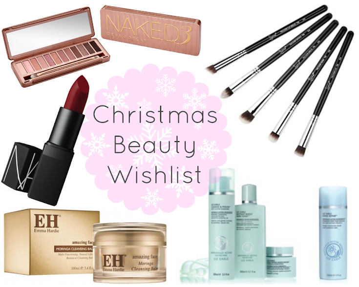 Christmas Beauty Wishlist