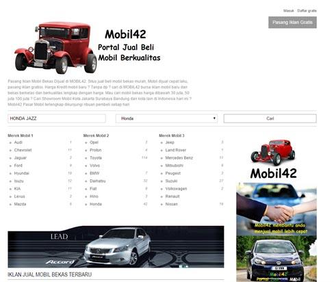 Kolom Pencarian Di Situs jualmobilbekas.hol.es