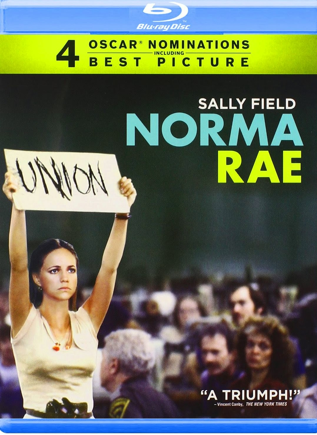a person review of the movie norma rae Ritt's usual simplistic liberalism certainly dampens the labour relations angle to this tale of a southern millworker finding herself as a union activist protes.