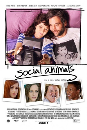 Filme Livre, Mas Impedido (Social Animals)  Torrent