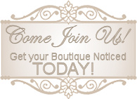 Come Join us...get your shop noticed at Shabby Cottage Shops
