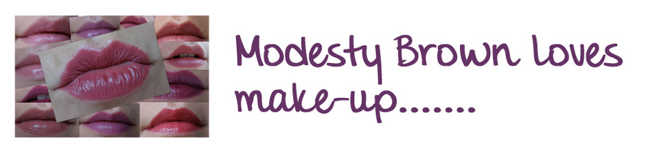 Modesty Brown