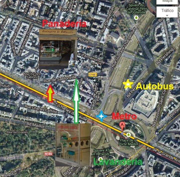 Conexiones aeropuertos ciudades diciembre 2013 - Autobus porte maillot beauvais horaires ...