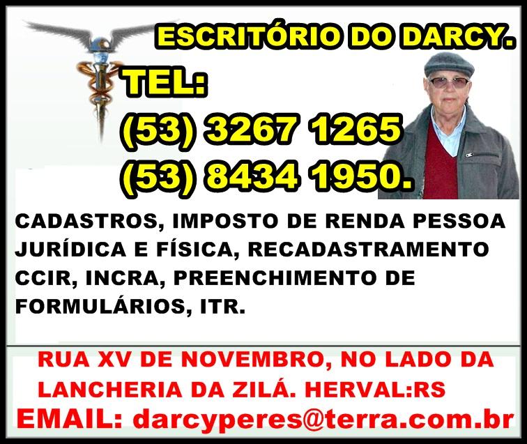 ESCRITÓRIO DO DARCY PERES