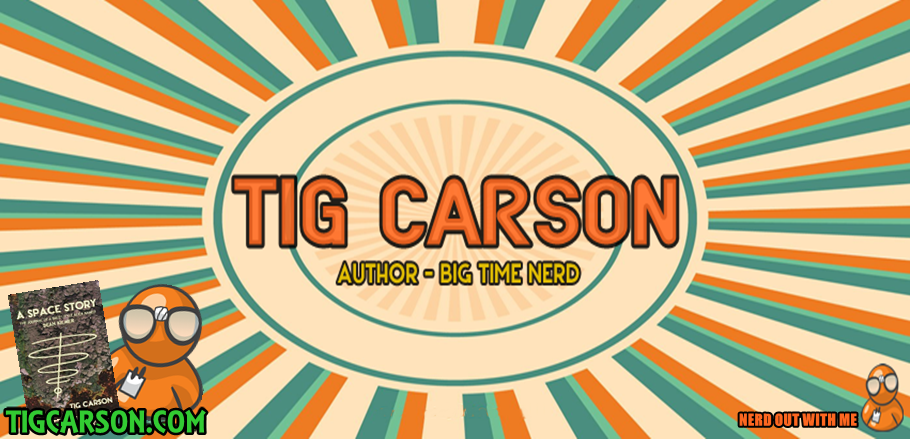 Official Site of Tig Carson