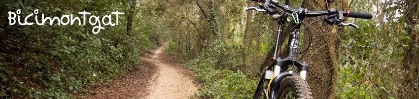 Bicimontgat: Rutas, descripciones, fotos y tracks de GPS