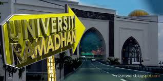 E-Buku IH-58: 'Universiti Ramadzan' Al-Mubarak.