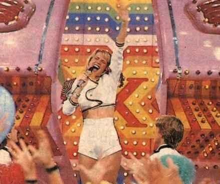 Abertura do Xou da Xuxa - Rede Globo - em 1986.