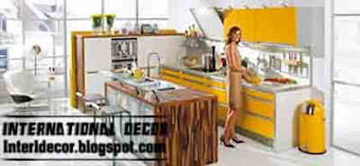 yellow kitchen designs 2013 Yellow Kitchen Designs 2013   Yellow Kitchen photos 2013
