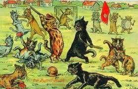 Cat Cartoon Crafts Free Printabls Free