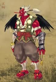Mengenal mahluk mahluk Mitos dari Jepang....!!!