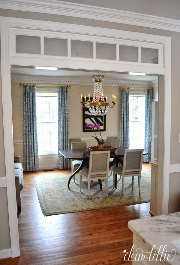 Dear Lillie An Elegant Dining Room
