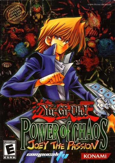 Yu-Gi-Oh! Power Of Chaos Joey The Passion Juego para PC en Español Descargar