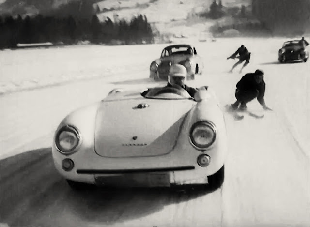 1955 vintage car photo