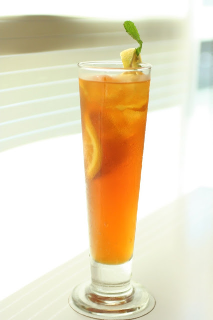 Maple Iced Tea
