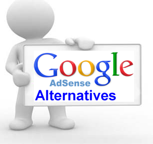 Top 5 google-adsense-alternatives