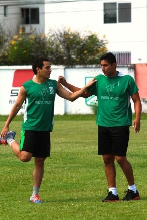 Oriente Petrolero - Gualberto Mojica - Carlos Arias - DaleOoo.com sitio del Club Oriente Petrolero