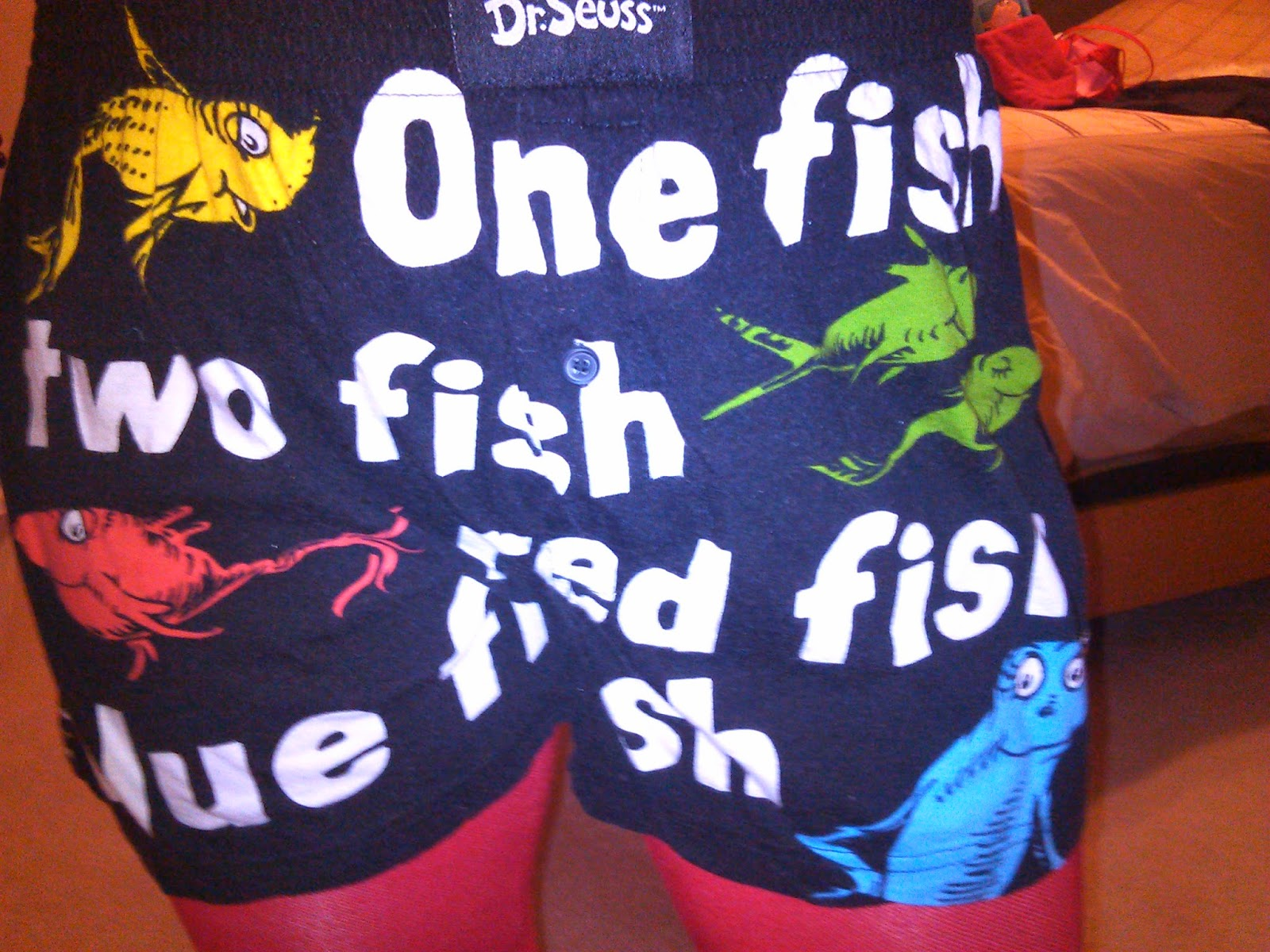 Mrs unger 39 s unbelievable elementary experiences my dr for One fish two fish costume