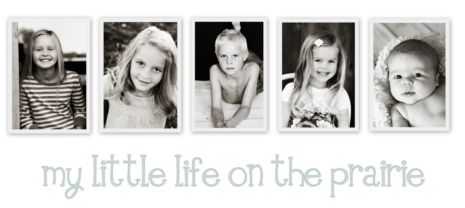 my little life on the prairie