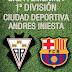 PREVIA: FUNDACIÓN ALBACETE - FC BARCELONA