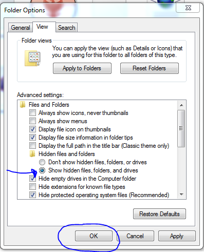 Cara Menyembunyikan File / Folder Di Komputer