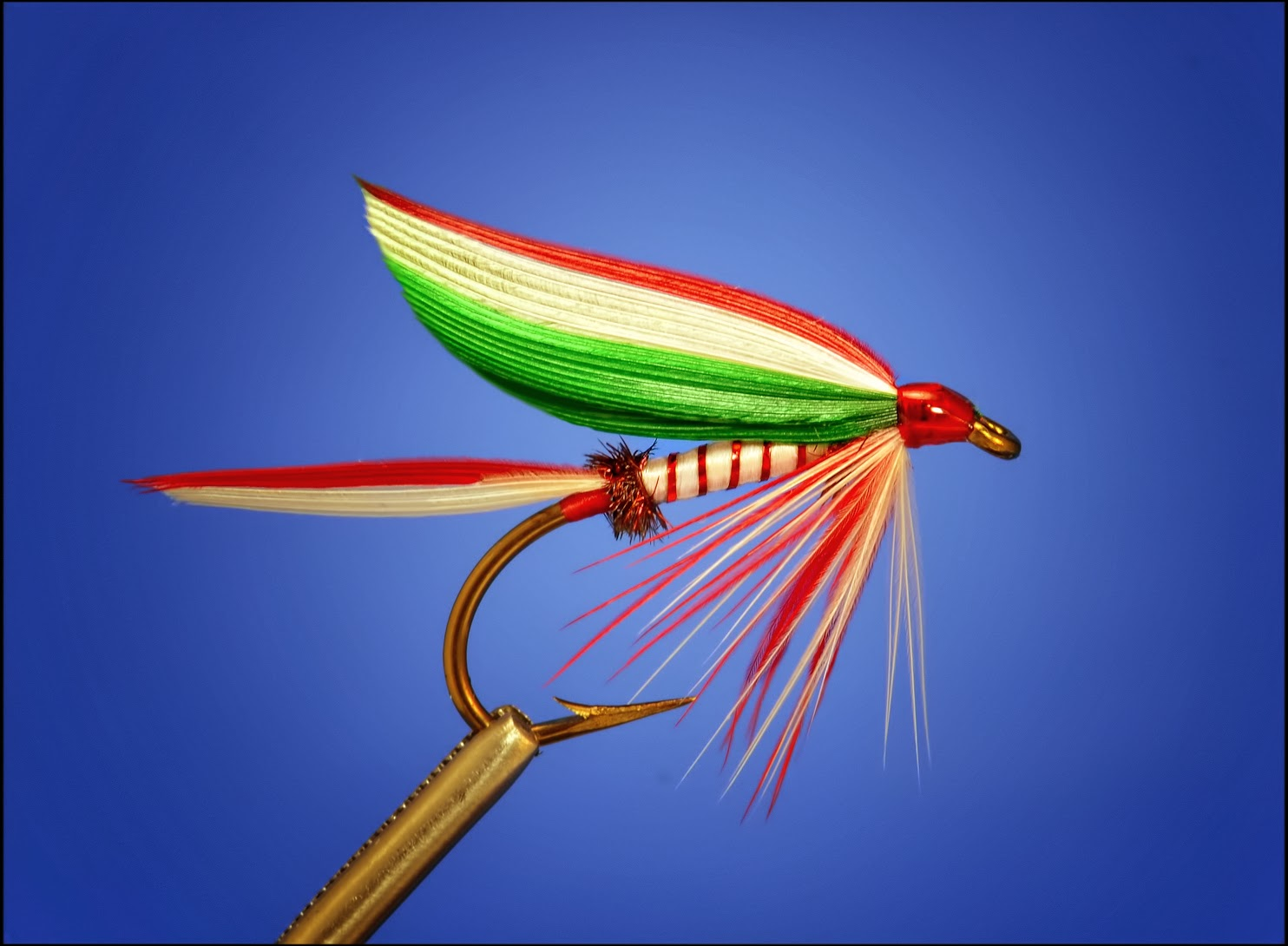 fly fish food -- fly tying and fly fishing : classic wet flies, Fly Fishing Bait