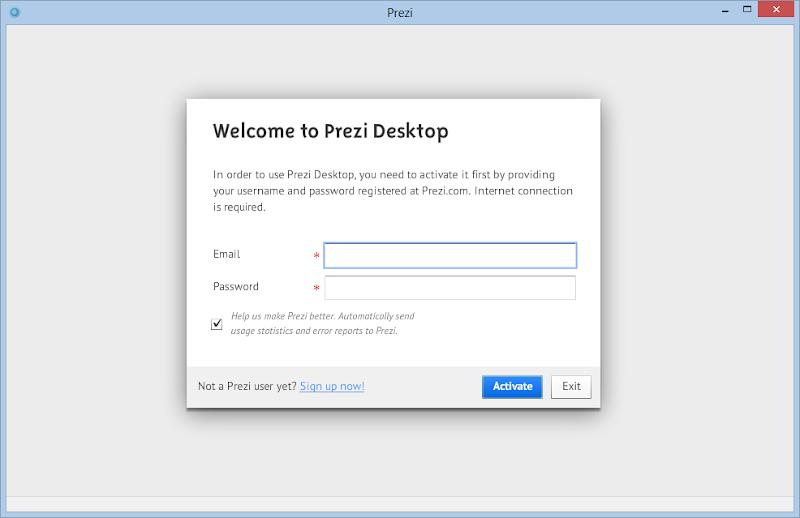 Prezi Desktop v4.2.1 Full Version Gratis - Software Presentasi