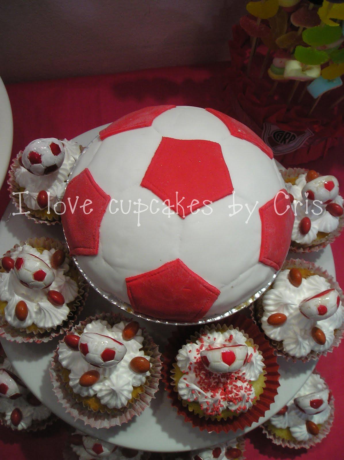 I love Cupcakes: Una m...