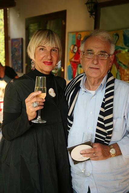 Rita Castigli e Pippo Cosenza